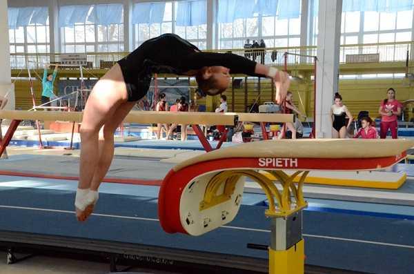 В Брянске стартовал Чемпионат ЦФО по спортивной гимнастике