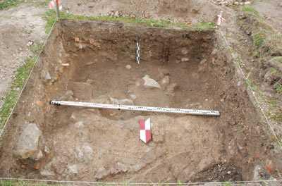 Удивительное археологическое открытие 2012 года сделали в брянском Карачеве