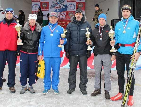 «Лыжня России — 2013» в Брянске собрала около 8000 участников
