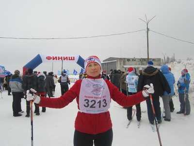 «Лыжня» взбодрила» сотрудников «Брянских КС»