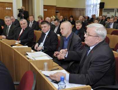 Брянские депутаты готовы дать бой заместителям губернатора