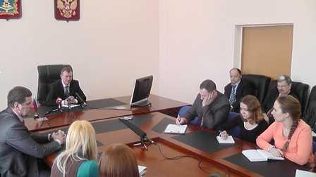 Брянский губернатор о задержании мглинского главы узнал от журналистов