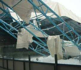 В  обрушении крыши брянского ледового дворца обвинили его руководителей