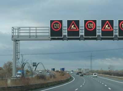 МВД предлагает поднять ограничение скорости до 130 километров в час