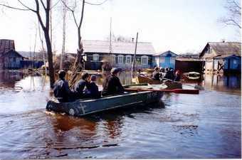 В зоне подтопления рискуют оказаться около 2500 брянцев