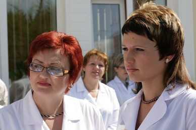 В Клинцах  в ДТП пострадала беременная женщина