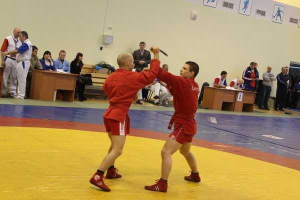 В Брянск на чемпионат МВД по самбо прибыли 86 команд