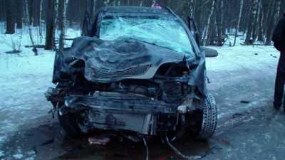 За январь брянские полицейские вытащили из кювета 167 автомобилей