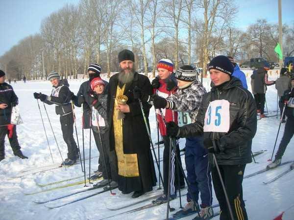 Лыжные соревнования в Севске посвятили лыжникам 1943 года