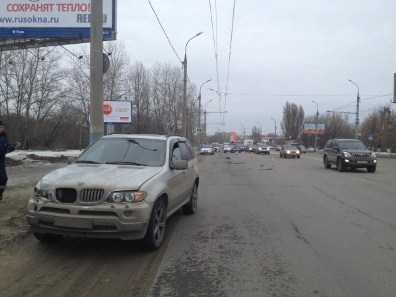 На проспекте Московском в Брянске новое ДТП —  БМВ убил пешехода