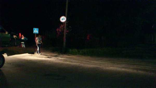 ДТП на брянской трассе –  иномарка столкнулась с грузовиком, пострадали трое