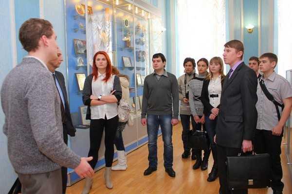 Молодежный парламент Брянской области приступил к развлечениям