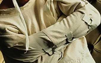 Обрушившуюся во Мглине психиатрическую больницу закрыли