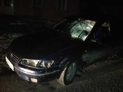 В Брянской области пьяный водитель насмерть сбил пешехода