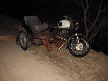 На брянской трассе насмерть разбился мотоциклист