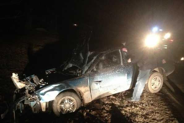 Водитель Мазды, сбивший насмерть троих подростков, был сильно пьян