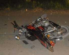Задержан житель Суража, отобравший скутер у земляка