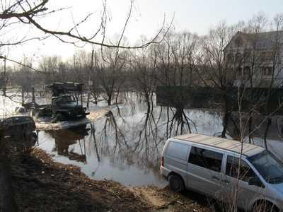 Брянские власти объявили режим ЧС в связи с паводком