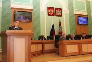Брянская полиция ответила на выпад правительства Николая Денина