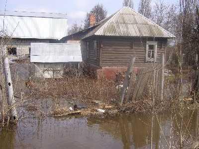 Брянский паводок:  вода уходит – министр МЧС прибывает