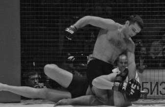 Брянский боец  одержал победу на  турнире  по смешанным единоборствам