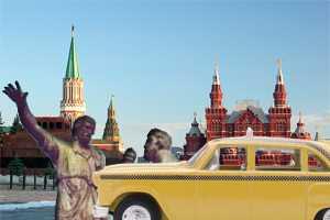 Брянец пытался прорваться на Красную площадь, назвавшись сыном президента