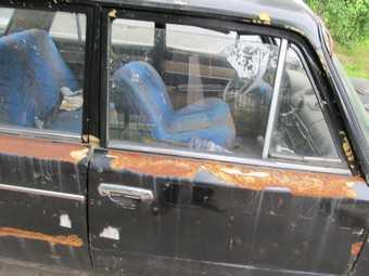 За ночь брянский воришка обчистил три автомобиля