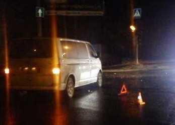 В Брянске белорус спровоцировал ДТП