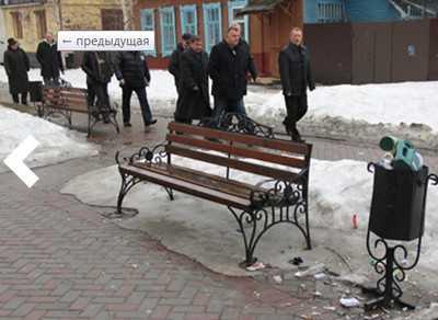 Показательный «неуд» за содержание улиц поставил губернатор Брянску