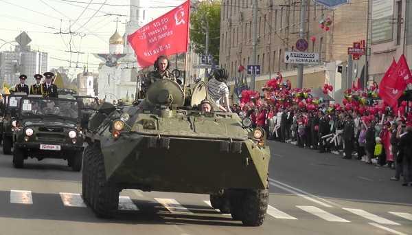 Брянск начал подготовку к Параду колясок