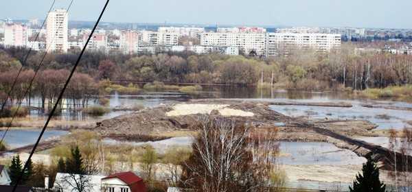 Властям Брянска предложили увязнуть в болоте на Флотской