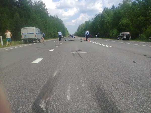 Молдавский водитель убил двух брянских женщин