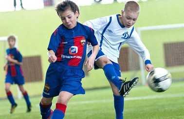 Юные футболисты Корнеева одержали вторую победу