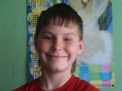 В Брянске пропал двенадцатилетний Илья Костенко