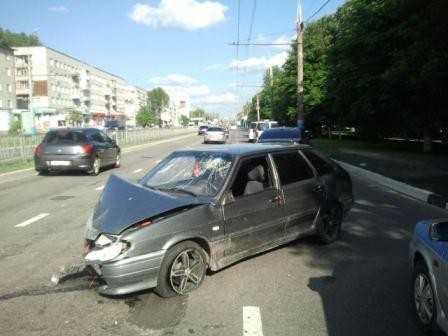 Брянский водитель сбил старушку на «зебре»