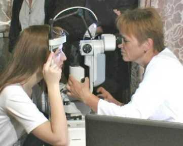 Французские  врачи проверят зрение  у 18 тысяч брянских школьников
