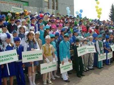 В Брянске проходит конкурс юных инспекторов «Безопасное колесо»