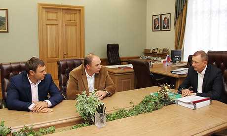 Клинцы развиваются, намекнули его руководители брянскому губернатору