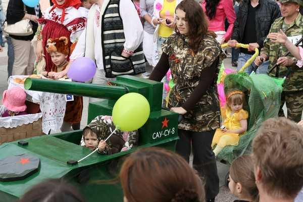 Во время Парада колясок 1 июня в Брянске перекроют движение