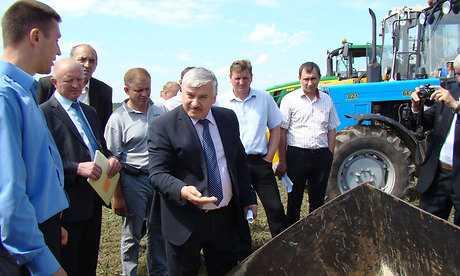 О заготовке кормов брянский вице-губернатор рассказал пословицами