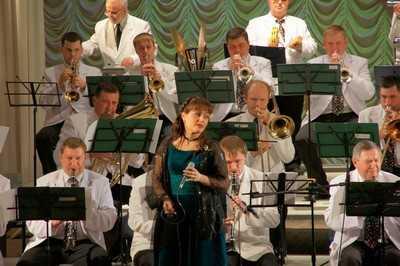 Городской духовой оркестр даст концерт 15 мая