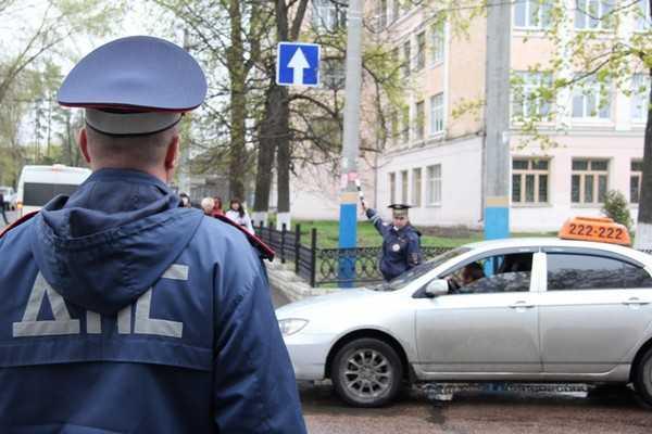 На некоторых улицах Брянска введено одностороннее движение