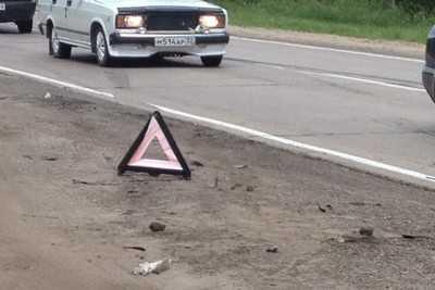 В Почепе водитель «Тойоты» сбил 16-летнего юношу