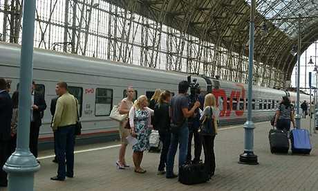 Новый поезд Москва – Брянск: опять со скоростью цыганской лошади