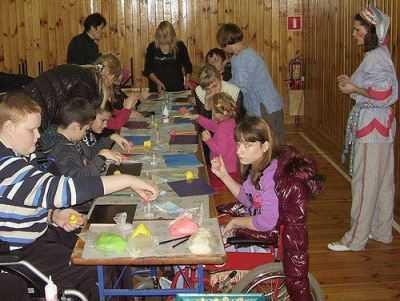 В брянском  пансионате  «Салынь» детей вновь порадует «Солнечный зайчик»