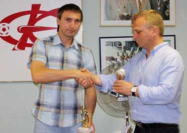 Футбольный клуб «Динамо Брянск» вернулся в профессиональный футбол