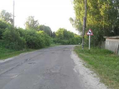 В Брянской области  опрокинулся  мотоцикл – погиб пассажир
