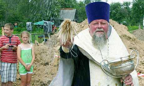 Начавшееся строительство ДК в почепском Сетолове оплатил нефтепровод