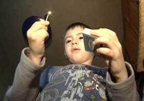 В Брянской области ребёнок сжёг гостиницу