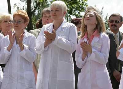 Госпиталь Бундан Сеульского университета и брянская медицина нашли друг друга